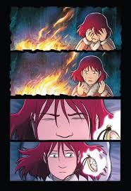 amulet vol 7 firelight