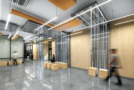 office lobby design. Office Lobby Design Seating Replicates The Dimensions Of Apparatus Photography By Building
