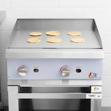 24 gas countertop griddle with manual controls 60 000 btu image preview