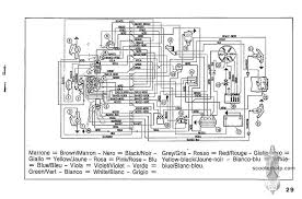 vespa t5 owner's manual Vespa Wiring Diagram if you prefer a pdf file of all the pages click here for a 7 8mb file download vespa wiring diagram free