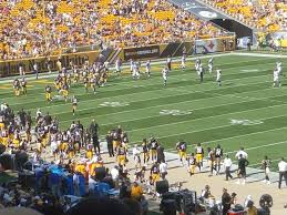 Heinz Field Virtual Seating Chart Pittsburgh Steelers Seating Guide Heinz Field