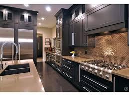 Modern Backsplash For Kitchen Kitchen Small Galley With Island Floor Plans Banquette Home