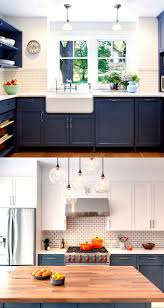 Kitchen Interior Colors 17 Best Ideas About Navy Blue Kitchens On Pinterest Navy Kitchen