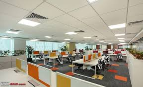 Genral Office General Motors Cool New Office At Gurgaon Team Bhp