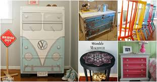 makeover furniture. 25 Beautiful Furniture Makeover Ideas Using Paint DIY \u0026 Crafts