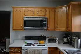 kitchen wall colors with oak cabinets. Kitchen: Inspiring Gray Kitchen Wall Color For Modern Small Space - Colors With Oak Cabinets