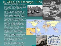 Image result for embargo on oil sales 1973