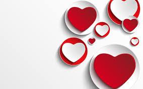 Heart Background Love Wallpaper Hd ...