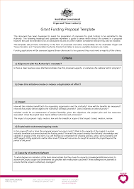 Funding Proposal Template 24 Funding Proposal Template Timeline Template 1