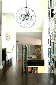 2 story foyer chandelier luxury size for two ideas chandeliers ce