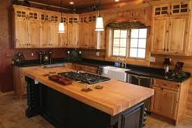 Rustic Kitchen Remodel Creative Design New Decorating Ideas