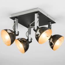 Потолочный светильник <b>Eurosvet 20069/4 черный</b> — купить в ...