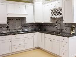 white shaker cabinets kitchen design
