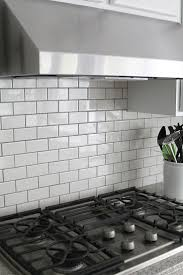 White Kitchen Tiles 17 Best Ideas About Subway Tile Kitchen On Pinterest Grey Diy