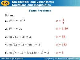 team problems solve x 5 3 1 43x 1
