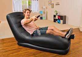 intex inflatable lounge chair. Intex Inflatable Mega Lounge Chair With Built-In Cup Holder, Black | 68585EP - Walmart.com N