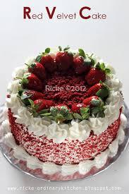 Info Campur Campur Red Velvet Cake For Teh Rini