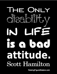 Image result for ability in disability quotes