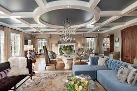 tips for painting ceilings a color