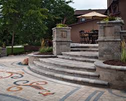 Patio Paver Ideas Luxury With Concrete Pavers 15 Creative Paver