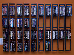 Creative DIY CD And DVD Storage Ideas Or Solutions 2017Diy Dvds