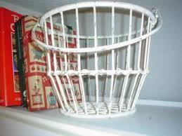 Make Your Own Vintage Wire Basket Out of a Coat Hanger - Yahoo! Voices -