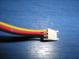 color wire diagram 4 pin pc how pc fans work black negative