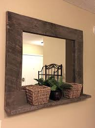 wall mirrors decor majestic wall mirrors rustic wood mirror pallet furniture rustic home decor reclaimed pallet wall mirrors