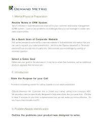 Sales Script Template Product Sales Presentation Template Product
