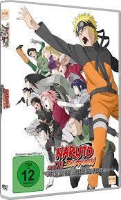 Amazon.com: Naruto Shippuden - The Movie 3. Die Erben des Willens ...