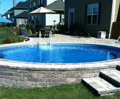 above ground swimming pool ideas. Above Ground Pool Ideas Custom Pools Interior Awesome Deck Back . Swimming