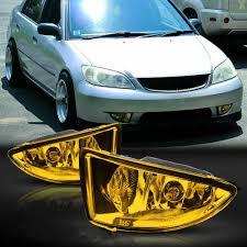 2005 Honda Civic Light Bulb Jandening Car Spot Fog Light Lamp Kit For Honda Civic 2001