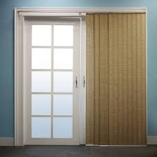 image of nice sliding patio door curtains
