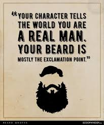 15 Kick Ass Quotes That Celebrate The Beard In All Its Raw Glory