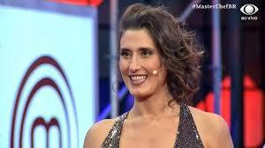 Paola Carosella reincide contrato com a Band e deixa o MasterChef Brasil