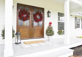 farmhouse style front doorsInteresting Modern Farmhouse Front Doors Pics Decoration Ideas