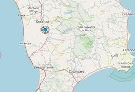 Terremoto Calabria oggi, scossa di magnitudo 4.2: sospesi i ...