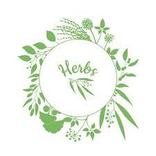 quadro redondo verde com coleção de