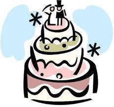 elegant wedding cake clipart. Exellent Clipart Elegant Wedding Cake Clip Art  Clipart Library  Free Images Throughout