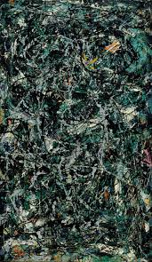 abstract expressionism and the american experience  jackson pollock full fathom five 1947 oil on canvas nails tacks