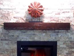 all of our fireplace mantels come hollowed out for easy installation