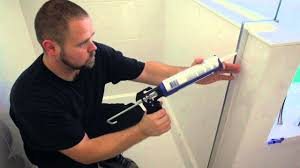 frameless shower door install knee wall ress tub deck configuration illusion by coastal you