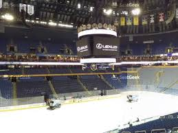 Keybank Arena Hockey Seating Chart Keybank Center Section 219 Seat Views Seatgeek