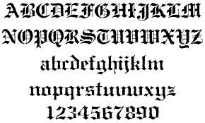 black letter font writing for designers blackletter the child of penmanship