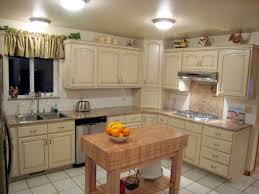Alluring Painting Kitchen Cabinets Antique White And Decorating Your  Livingroom Decoration With Great Fresh Paint Kitchen