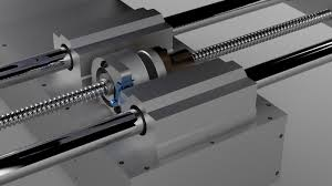 Ball Screw Rotating Nut Design Bridgie A New Look For A Cnc Router At Buildlog Net Blog