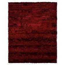 fusion red 8 x 11 area rug el dorado furniture throughout prepare 7