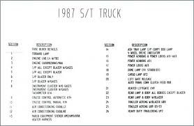 1991 s10 wiring harness product wiring diagrams \u2022 99 Chevy S10 Wiring Diagram at 91 S10 Wiring Harness