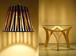 bamboo furniture designs. Bamboo Home Interior Design Trends By Modern Furniture Designs India