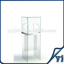 full image for led display cabinet lighting uk case light bar lights jewelry stand glass china